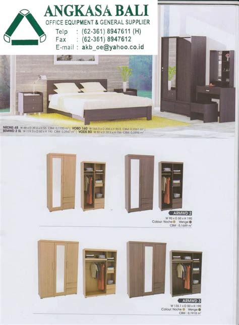 Lemari Pakaian Plastik Di Denpasar jual lemari baju pakaian di bali angkasa bali 0361 8947611 di bali toko furniture bali