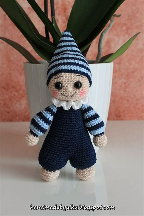 ravelry cuddly baby amigurumi doll pattern by mari liis 37 best images about cuddly baby on pinterest amigurumi