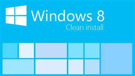 install windows 10 from scratch how to do a clean install of windows 8 pureinfotech