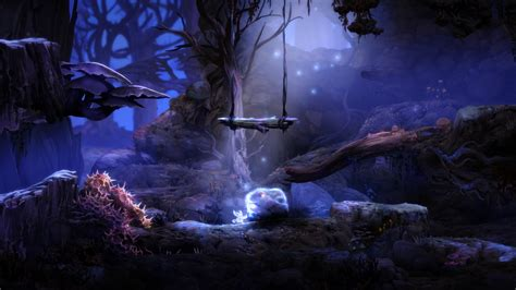 Is 2d Blind Angespielt Ori And The Blind Forest