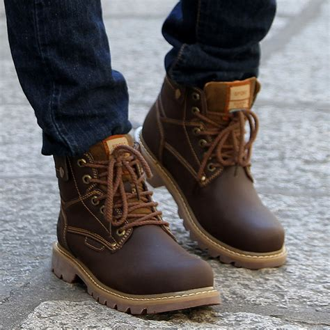 mens fashionable boots buy stylish winter boots for to groom your personality