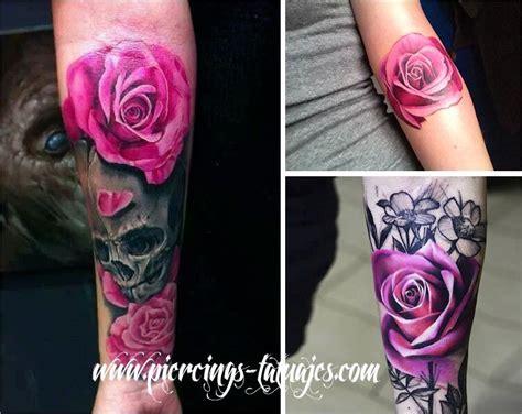 imagenes de rosas en tatuajes orquideas rojas tattoo