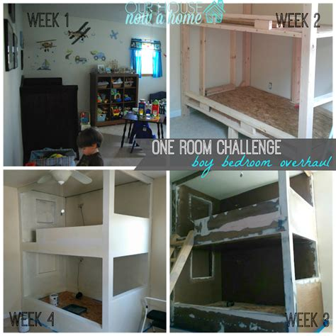 one room challange one room challenge week 4 starting to see progress