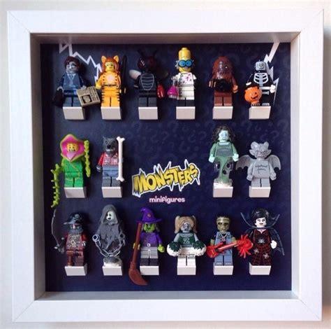 Frame Lego Minifigure Series 15 Display lego minifigures series 1 to 17 frame lego minifigures display