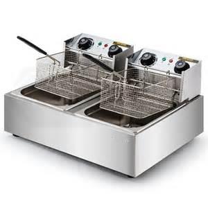 home fryer 20l 5000w electric fryer shop chef fryers