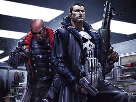 the blade show netflix phase 2 need blade and punisher tv series or