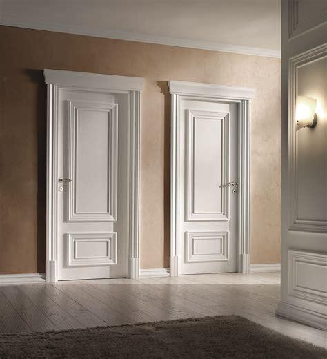le porte interne porte interne in stile neoclassico le porte terzo