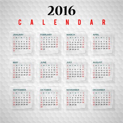calendar 2016 free vector download 1 584 free vector for