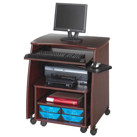 office furniture printer stand office furniture picco duo printer stand by safco mahogany finish measuring 22 1 4 w x 16 1