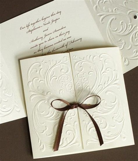 Wedding Invitations Handmade Ideas - 175 best images about wedding invitations on