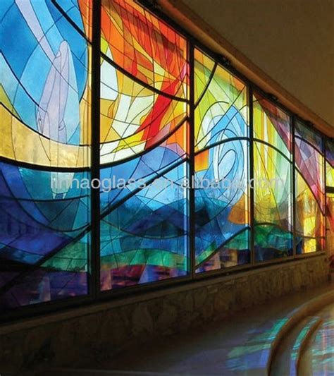 Insulated Room Dividers - glass wall prices stained glass feature wall design buy decorative glass wall design mirror