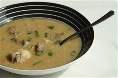 gritibana soep surinaams eten gritibanasoep