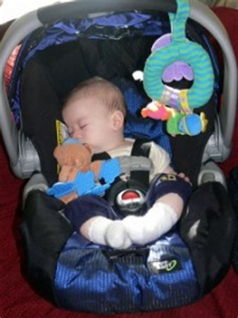 infant sleeping in car seat safe they say infant car seats not safe for sleeping babble