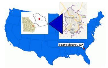 city overview city of statesboro