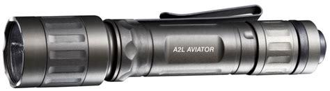 surefire a2 aviator surefire a2 led aviator dual output led flashlight 120