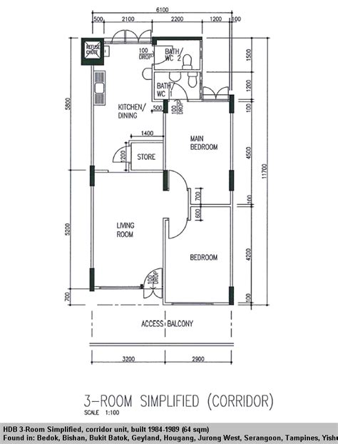 hdb flat floor plan hdb flat types 3std 3ng 4s 4a 5i ea em mg etc