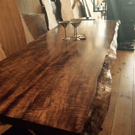 wood slab dining room table best 25 wood slab table ideas on live edge