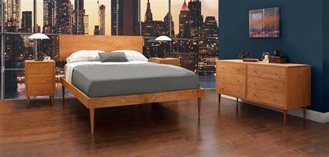 modern wood furniture vermont woods studios