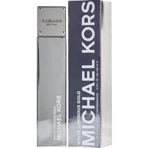 Michael Kors Gold White Michael Kors White Luminous Gold Eau De Parfum For