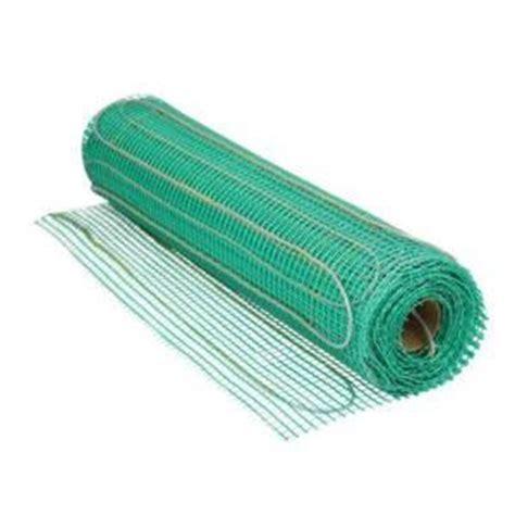 heated floor mats home depot tempzone radiant floor heating mat at home depot radiant flooring house