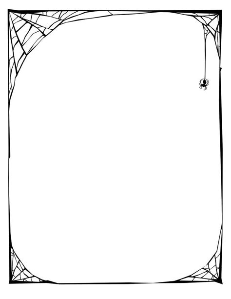 1st aid page border - Google Search   Halloween borders