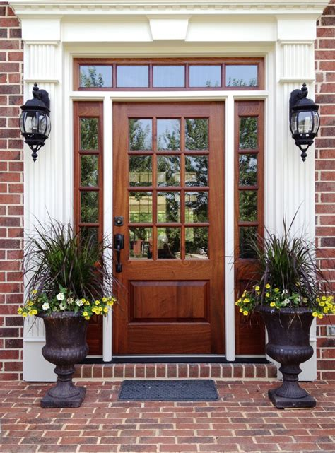 Front Glass Doors For Home Glass Front Door