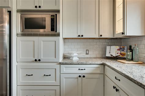kitchen with white cabinets and built in modern kitchen marvelous white shaker cabinets trend san francisco