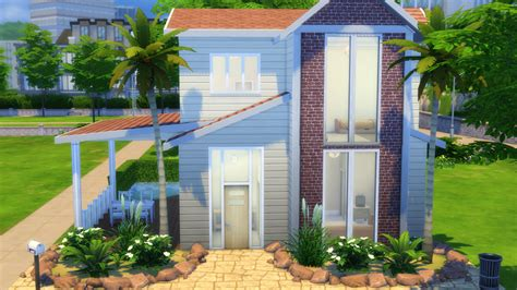 sims 4 house summer breeze house sims 4 houses