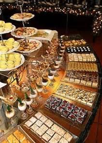 Buffet Dessert Table Buffet Wedding Ideas Buffet De
