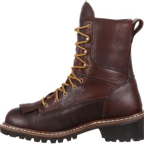 logger boots boot waterproof logger work boots style g7113