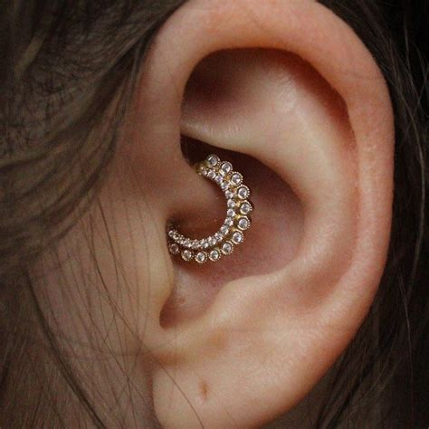 25 best ideas about daith piercing on