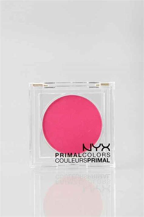 Nyx Primal Color Pressed Pigments Fuschia Pc04 nyx primal color pigment makeup outfitters