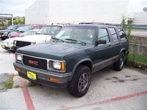 gmc jimmy 1994 gmc jimmy 1994 mitula cars