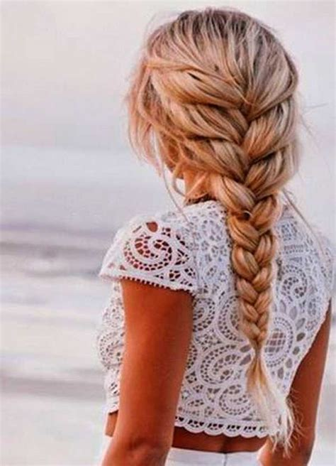 how does the beach look hair style look peinados con trenza francesa trenza francesa and peinados