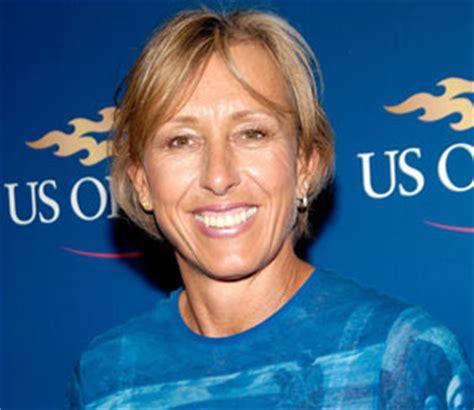 chris evert plastic surgery navratilova faces toughest opponent breast cancer