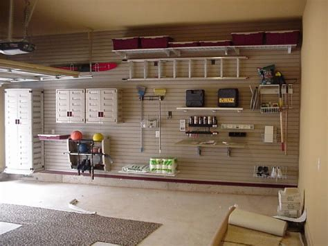 cool home garages garage organization ideas