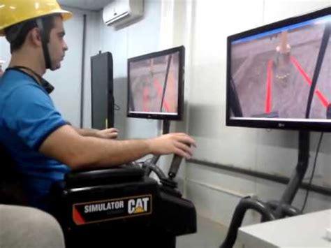 simulador snna 1 youtube treinamento simulador escavadeira hidraulica youtube
