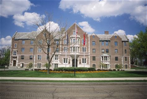 lucina hall ball state university