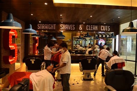 sports barbers the rugged but professional hairstyle