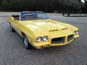 1972 Pontiac Lemans Convertible For Sale 1972 Gto Lemans Sport Convertible For Sale Photos