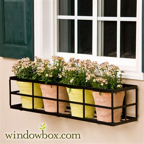 iron window box box simple cage 02 jpg