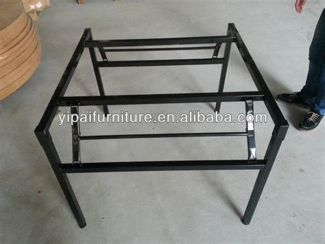Metal Folding Table Legs New Style Top Quality Foldable Metal Folding Table Leg Brackets In Folding Tables Buy Metal