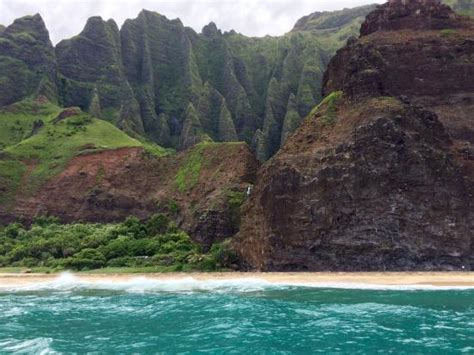 napali coast boat tours october na pali coast picture of napali raft adventure by holo