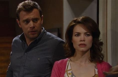 rebecca herbst billy miller billy miller and rebecca herbst general hospital first