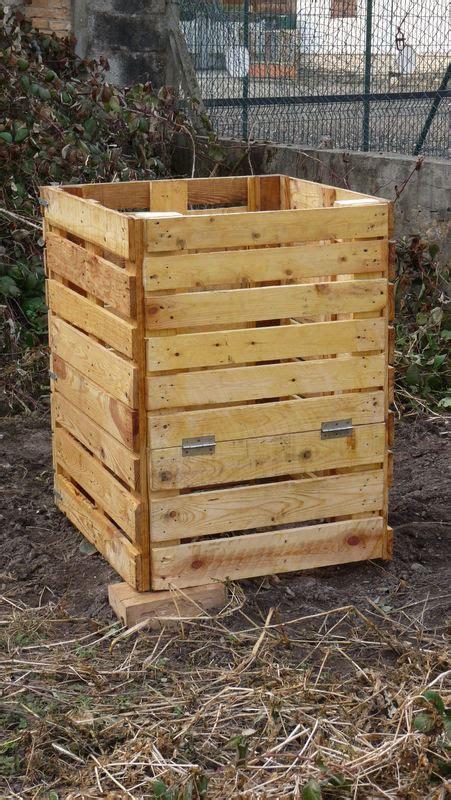 Fabriquer Ses Jardinières En Bois 3044 by Fabrication En Palette Gk15 Montrealeast