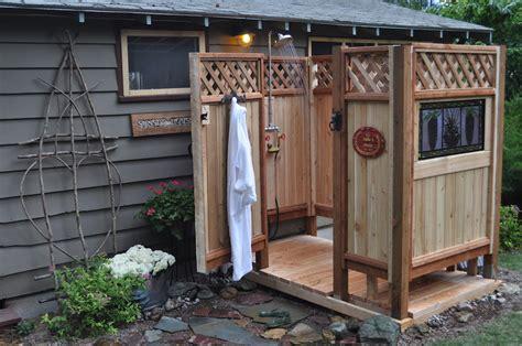 outdoor shower room outdoor shower at villa on diving vineyard