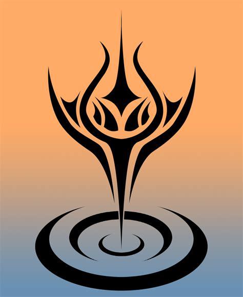 trident tattoo designs trident by thekobbz on deviantart