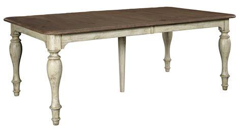 kincaid portolone livorno rectangular dining table set in kincaid weatherford canterbury rectangular dining table in