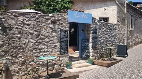 Restaurant Le Patio by Restaurant Le Patio 224 Cassis 13260 Menu Avis Prix Et