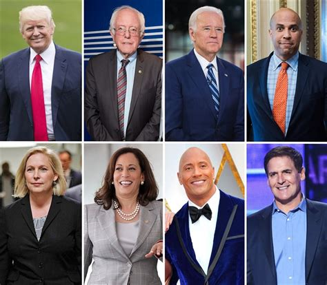 kirsten gillibrand vs donald trump 2020 democrats are already caigning for 2020 and so is trump